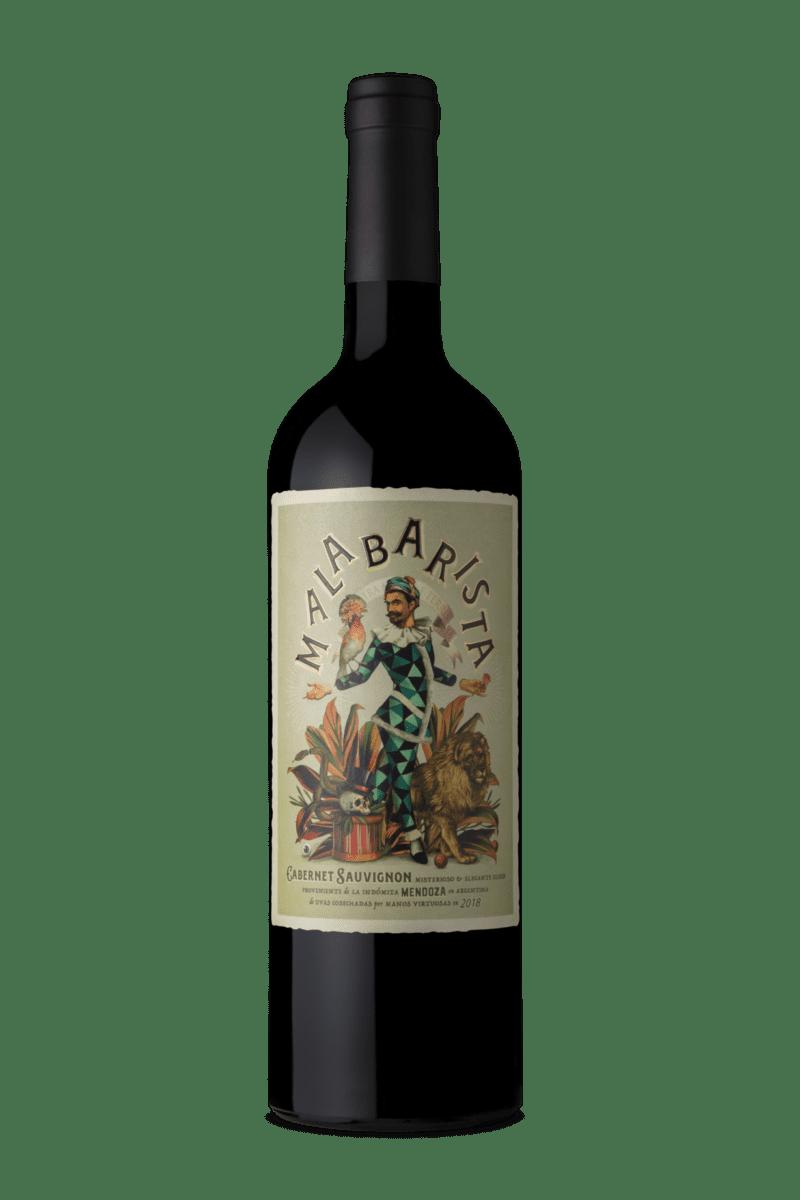 Bottle Malabarista Cabernet Sauvignon