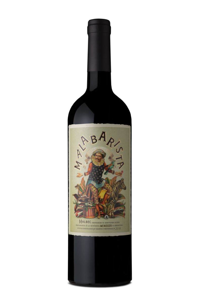 Bottle Malabarista Malbec