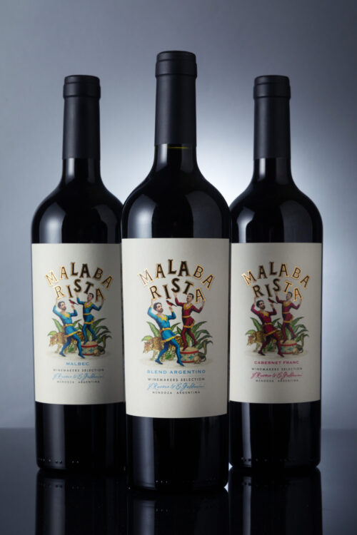 Malabarista winemakers Malbec